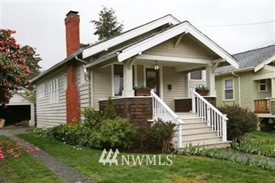 Sold Property   6718 Cleopatra Place NW Seattle, WA 98117 0