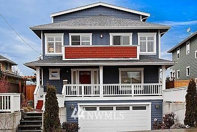 Sold Property   6709 9th Avenue NW Seattle, WA 98117 0
