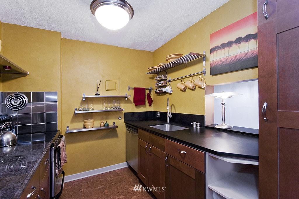 Sold Property | 308 E Republican  Street #607 Seattle, WA 98102 0
