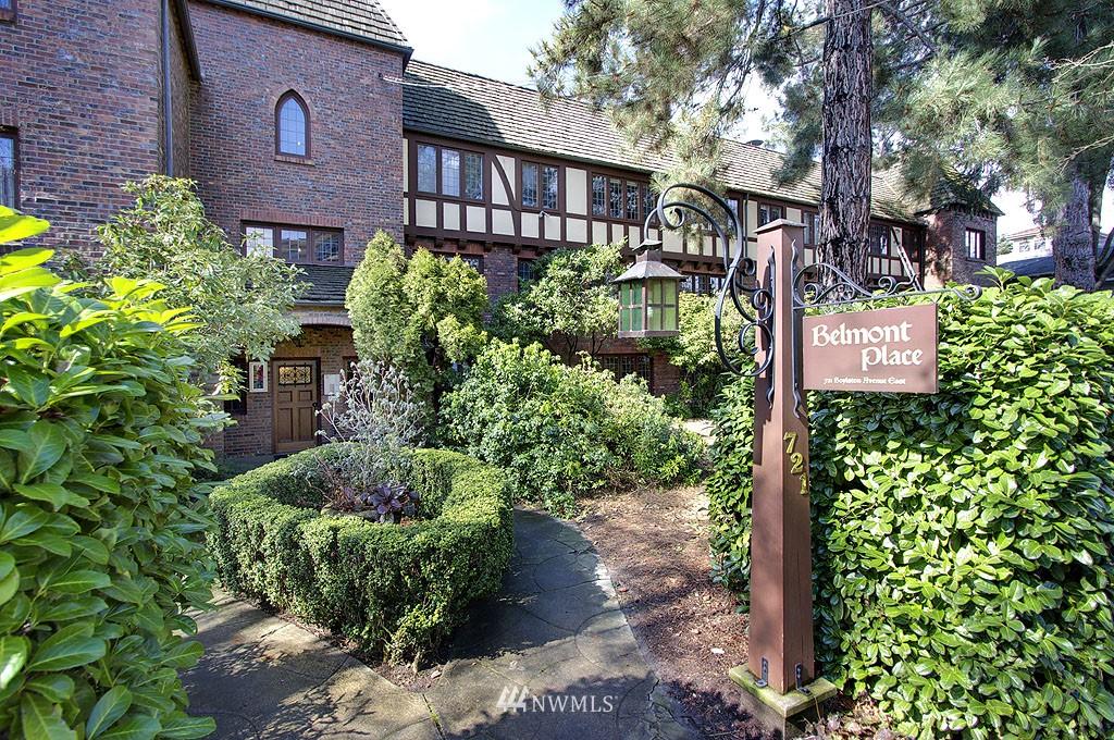 Sold Property | 710 Belmont Place E #204 Seattle, WA 98102 0