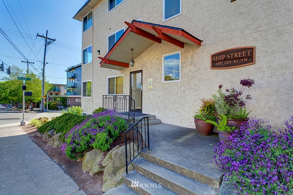 Sold Property | 6501 24th Avenue NW #202 Seattle, WA 98117 0