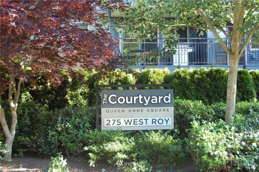 Sold Property | 275 W Roy Street #113 Seattle, WA 98119 0