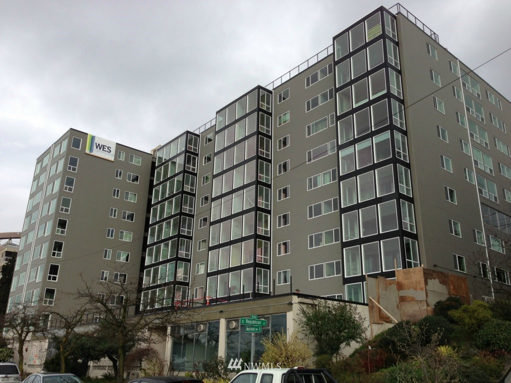 Sold Property | 308 E Republican Street #605 Seattle, WA 98102 0