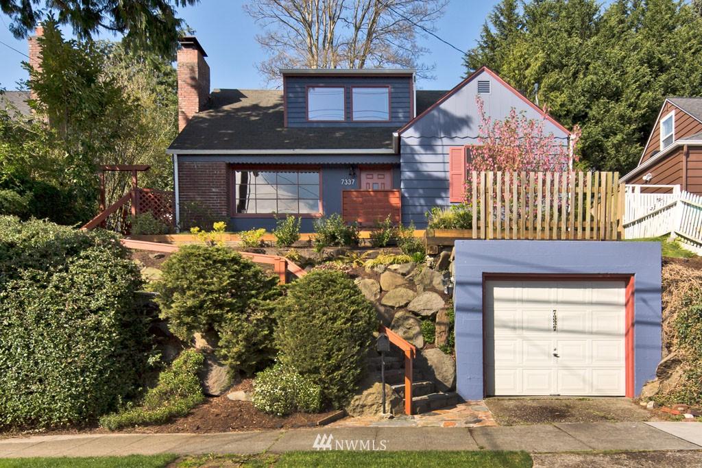 Sold Property   7337 20th Avenue NE Seattle, WA 98115 0