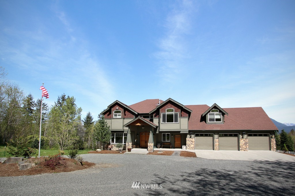 Sold Property   42306 SE 149th Place North Bend, WA 98045 0