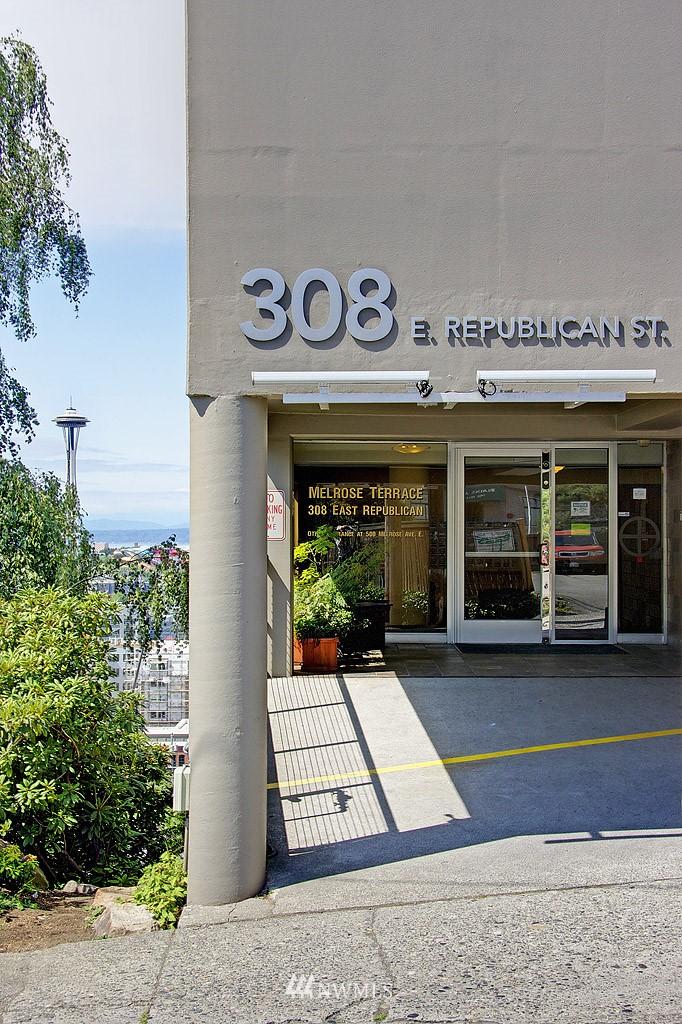 Sold Property | 308 E Republican  Street #406 Seattle, WA 98102 10