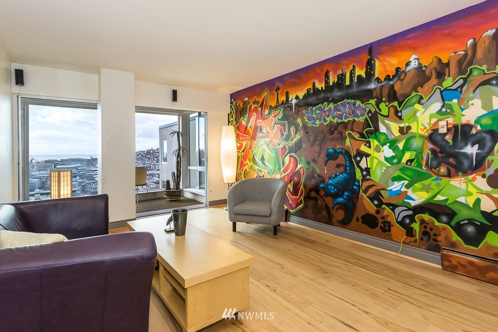 Sold Property | 308 E Republican  Street #910 Seattle, WA 98102 4