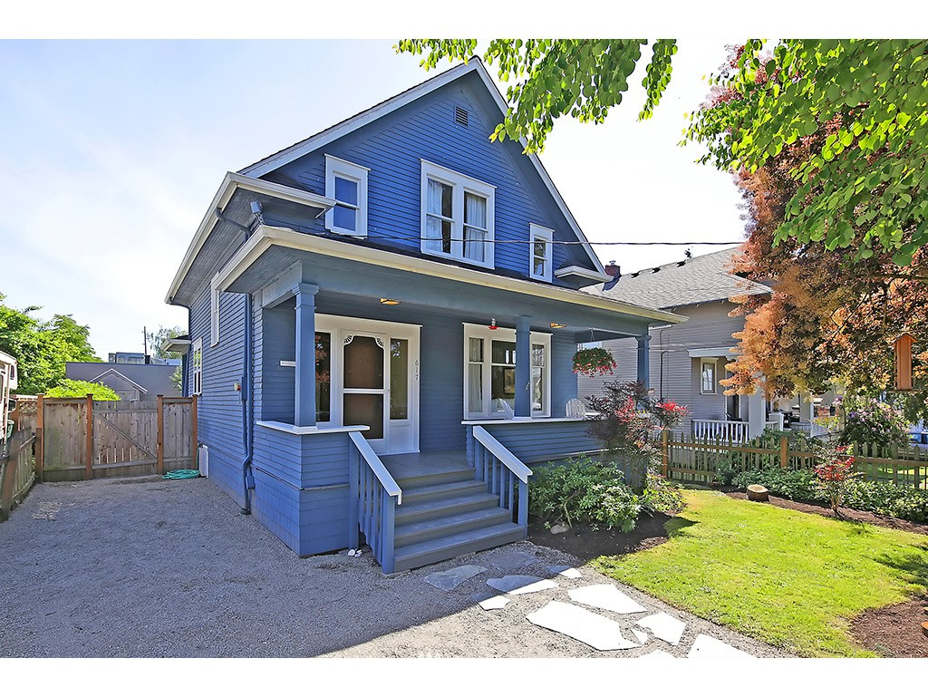 Sold Property   617 NW 44th Street Seattle, WA 98107 0