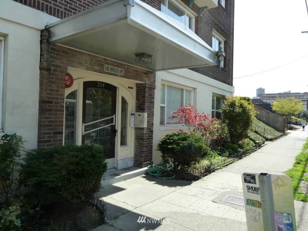 Sold Property   214 Summit Avenue E #101 Seattle, WA 98102 0