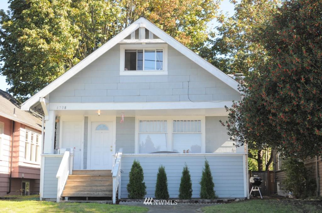 Sold Property   4708 7th Avenue NE Seattle, WA 98105 0