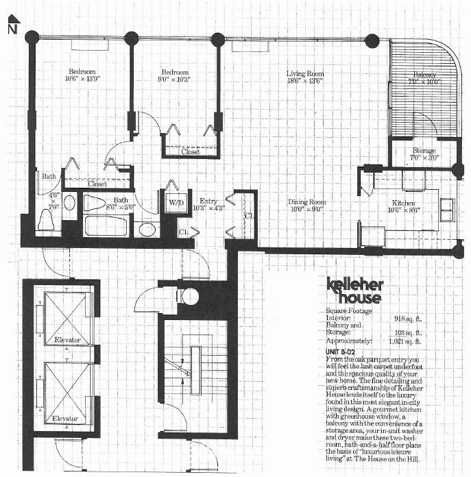 Sold Property | 1120 Spring Street #602 Seattle, WA 98104 13
