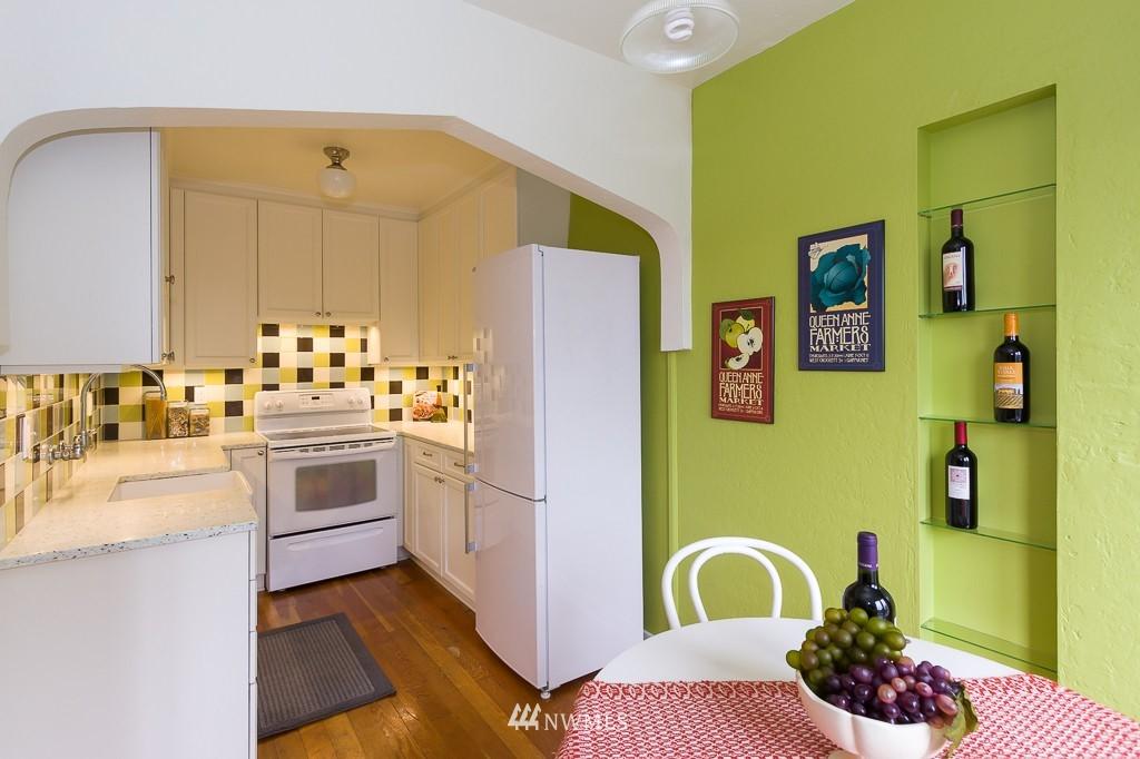 Sold Property | 1623 Taylor Avenue N #102 Seattle, WA 98109 2
