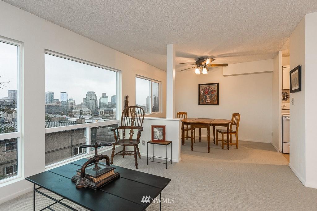 Sold Property | 308 E Republican Street #901 Seattle, WA 98102 0