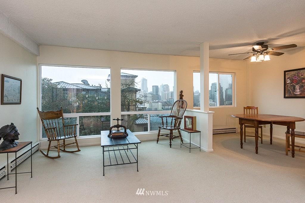 Sold Property | 308 E Republican Street #901 Seattle, WA 98102 1
