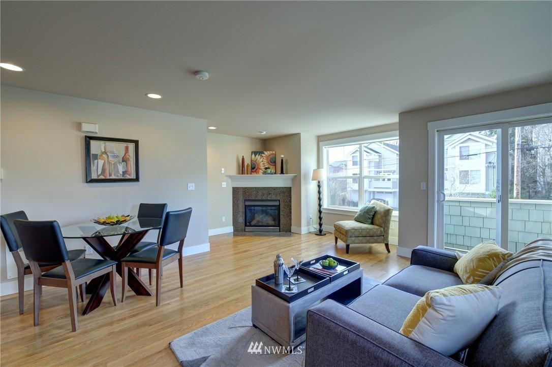 Sold Property | 8532 Stone Avenue N #B Seattle, WA 98103 2