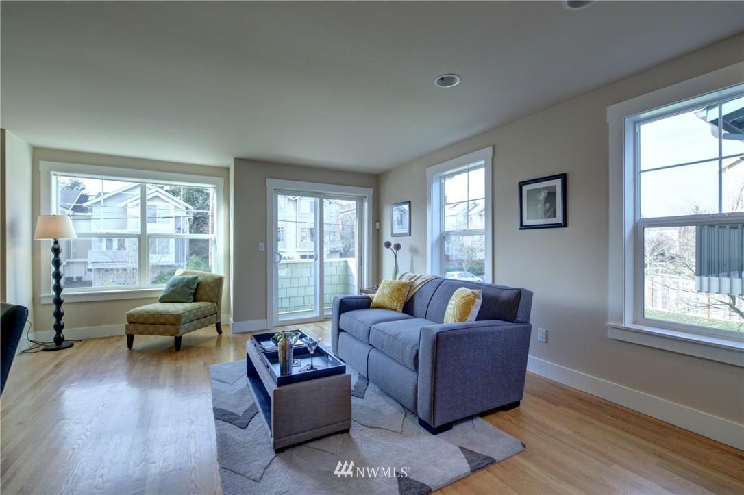 Sold Property | 8532 Stone Avenue N #B Seattle, WA 98103 3