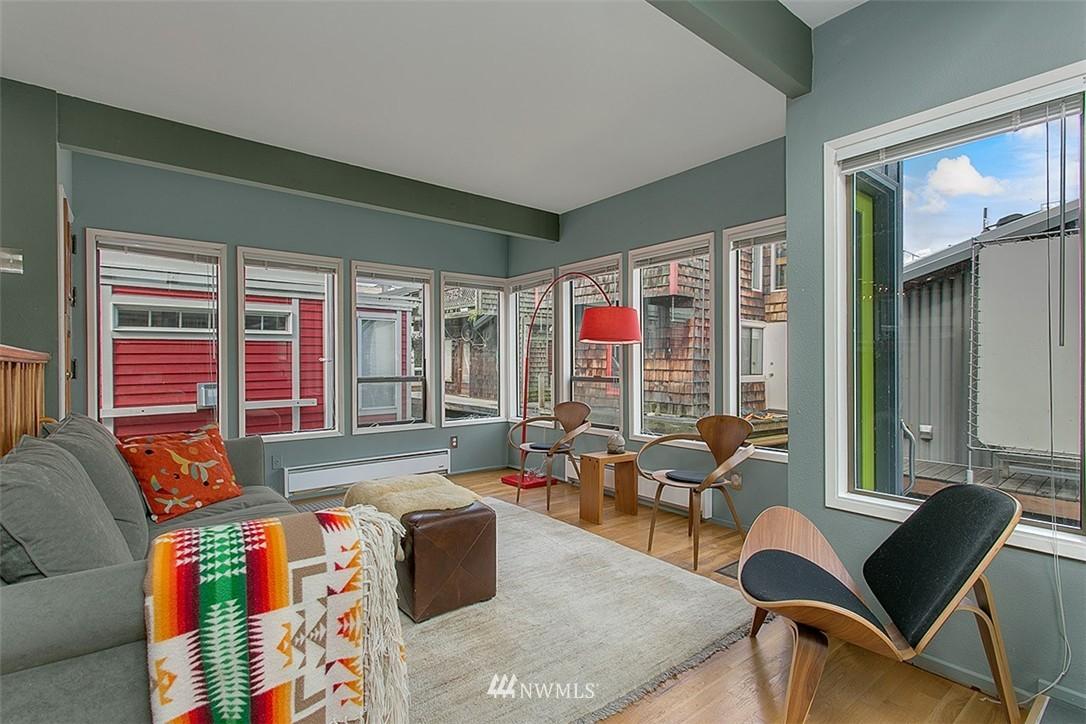 Sold Property | 2219 Fairview Avenue E #2 Seattle, WA 98102 1