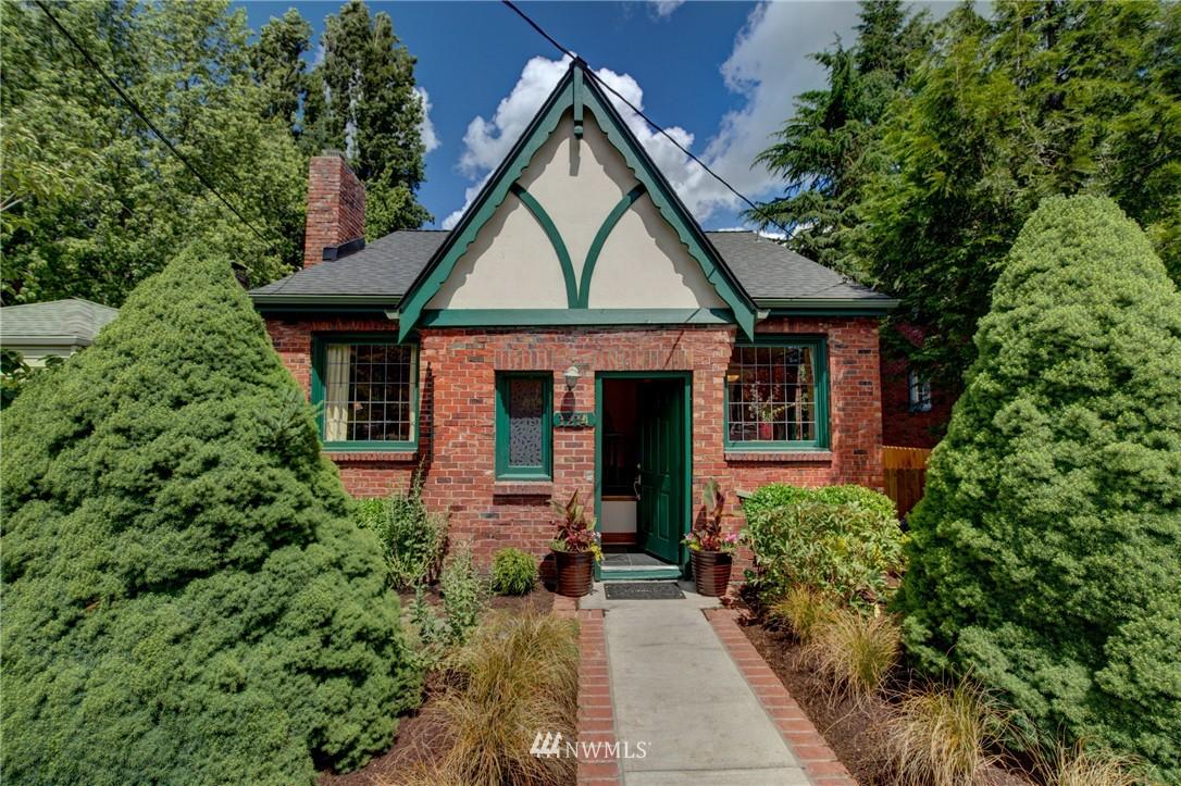 Sold Property   1214 NE 98th Street Seattle, WA 98115 1