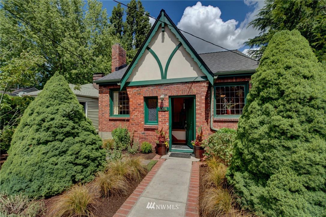 Sold Property   1214 NE 98th Street Seattle, WA 98115 0