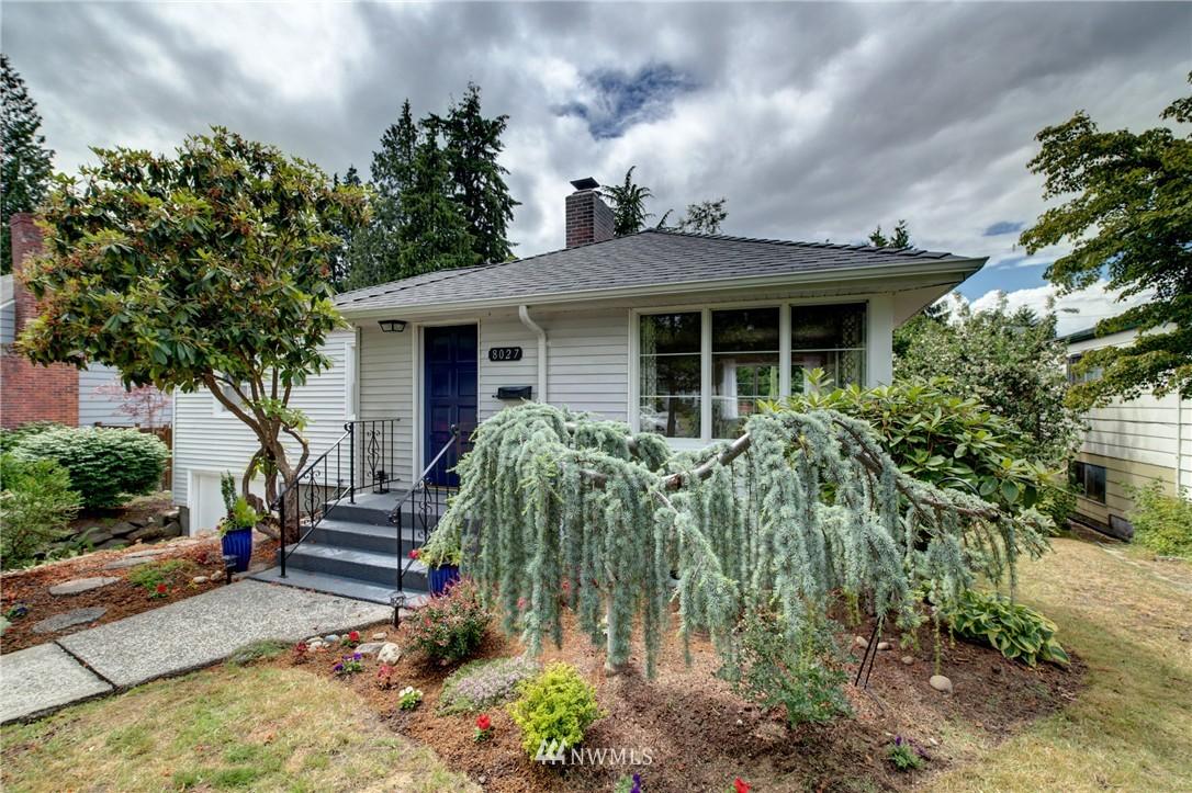 Sold Property   8027 40th Avenue NE Seattle, WA 98115 0