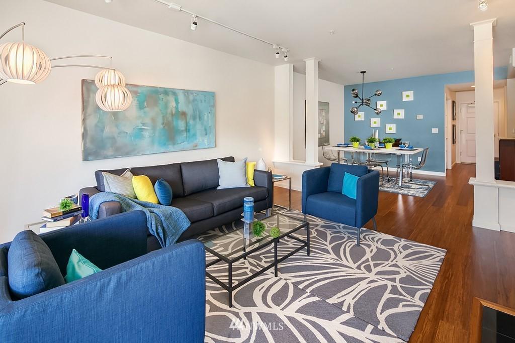 Sold Property | 3300 Meridian Avenue N #202 Seattle, WA 98103 1