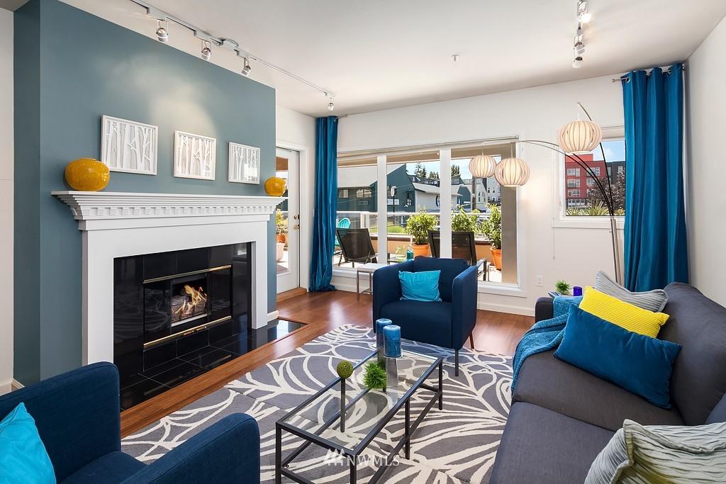 Sold Property | 3300 Meridian Avenue N #202 Seattle, WA 98103 3